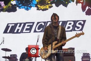 The Cribs, Ryan Jarman, Gary Jarman and Ross Jarman