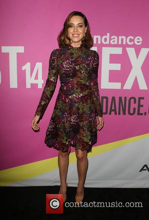 Aubrey Plaza - Sundance NEXT FEST Screening Of