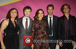 Molly Shannon, Dane Dehaan, Aubrey Plaza, Jeff Baena and Matthew Gray Gubler