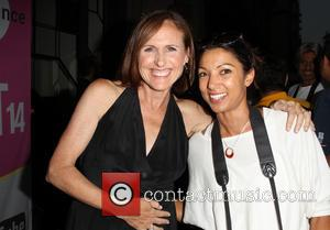 Molly Shannon and Guest