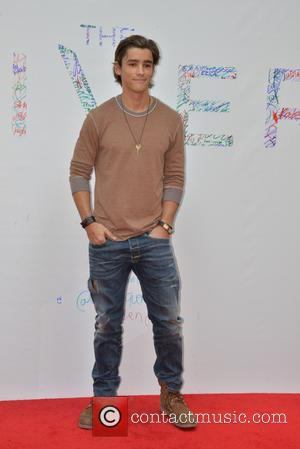 Brenton Thwaites - 'The Giver' fan event at Cherry Hill Mall - Cherry Hill, New Jersey, United States - Saturday...