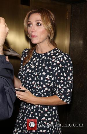 Sasha Alexander - Sasha Alexander at NBC's 'New York Live' to discuss her new TNT series 'Rizzoli & Isles' -...