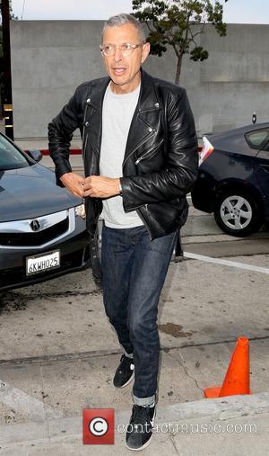 Jeff Goldblum - Jeff Goldblum arrives at Craig's restaurant - Los Angeles, California, United States - Saturday 9th August 2014