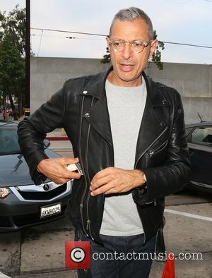 Jeff Goldblum - Jeff Goldblum arrives at Craig's restaurant - Los Angeles, California, United States - Saturday 9th August 2014