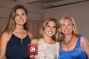 Lauren Bush, Ashley Bush and Sharon Bush