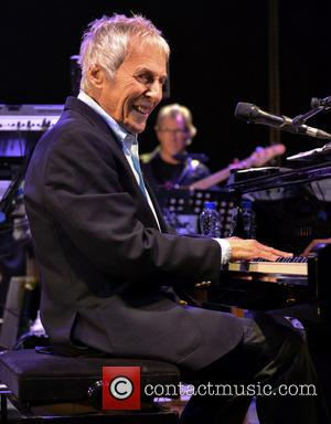 Burt Bacharach - Burt Bacharach headlines the main stage on day two of the Wilderness Festival 2014 - Oxfordshire, United...