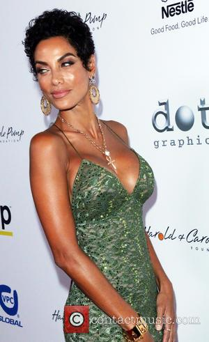 Nicole Murphy - 14th Annual Harold & Carole Pump Foundation Gala - Arrivals - Los Angeles, California, United States -...