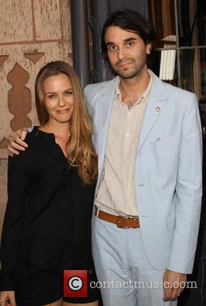 Alicia Silverstone and Alex Ross Perry