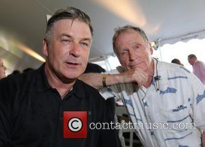 Alec Baldwin and Dick Cavett