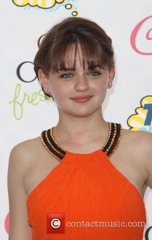 Joey King - TEEN CHOICE AWARDS 2014 - Los Angeles, California, United States - Sunday 10th August 2014