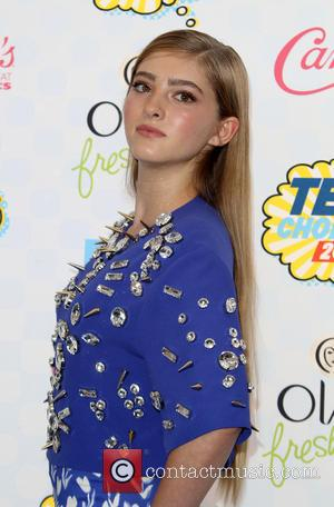 Willow Shields - TEEN CHOICE AWARDS 2014 - Los Angeles, California, United States - Sunday 10th August 2014