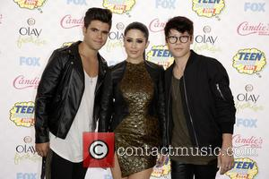 Gabrielle, Michael Lerios, Demitri Lerios, The New Officials and Teen Choice Awards