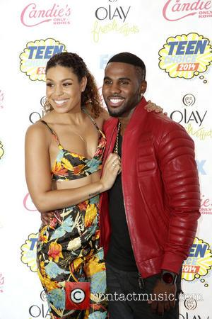 Jordin Sparks and Jason Derulo - FOX's 2014 Teen Choice Awards at The Shrine Auditorium - Arrivals - Los Angeles,...