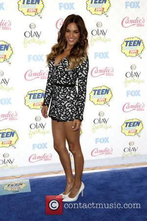 Jana Kramer - FOX's 2014 Teen Choice Awards at The Shrine Auditorium - Arrivals - Los Angeles, California, United States...