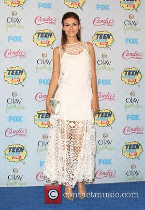 Victoria Justice - Celebrities attend FOX's 2014 Teen Choice Awards - Press Room at The Shrine Auditorium - Los Angeles,...