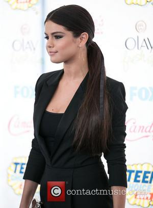 Selena Gomez - Celebrities attend the 2014 Teen Choice Awards at The Shrine Auditorium - Arrivals - Los Angeles, California,...