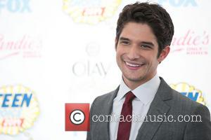 Tyler Posey - Celebrities attend the 2014 Teen Choice Awards at The Shrine Auditorium - Arrivals - Los Angeles, California,...