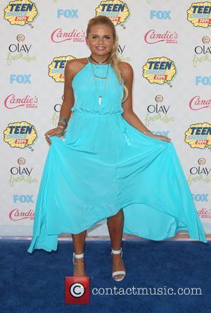 Alli Simpson - FOX's 2014 Teen Choice Awards - held at The Shrine Auditorium - Los Angeles, California, United States...