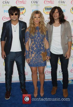 Neil Perry, Kimberly Perry, Reid Perry and The Band Perry