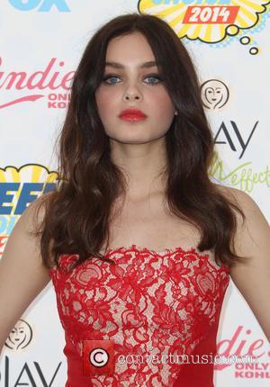 Odeya Rush - FOX's 2014 Teen Choice Awards - held at The Shrine Auditorium - Los Angeles, California, United States...