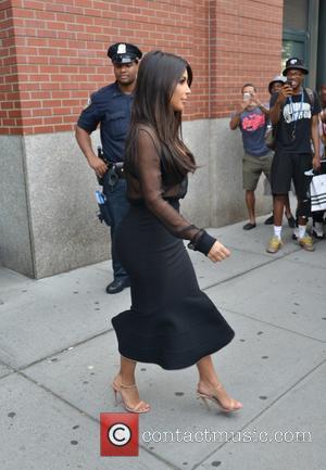 Kim Kardashian and Kim Kardasian