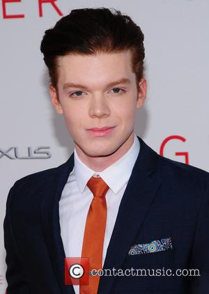Cameron Monaghan - Stars attend the premiere of the social science fiction film 'The Giver' starring Jeff Bridges, Meryl Streep,...