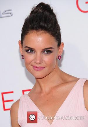 Katie Holmes - Stars attend the premiere of the social science fiction film 'The Giver' starring Jeff Bridges, Meryl Streep,...