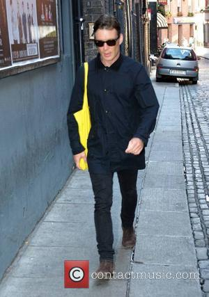 Cillian Murphy - Cillian Murphy and Stephen Rea arrive at The Olympia Theatre in the heart of Ireland's Capital for...