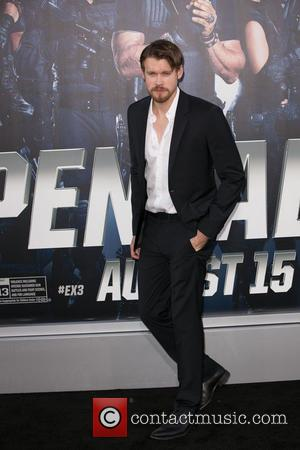 Chord Overstreet - Stars attended the Premiere of 'The Expendables 3' on August 11th 2014 which was held on Hollywood...