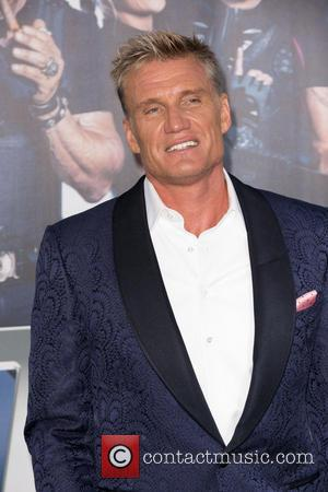 Dolph Lundgren - Stars attended the Premiere of 'The Expendables 3' on August 11th 2014 which was held on Hollywood...