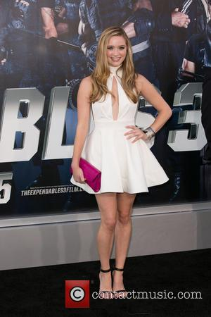 Greer Grammer - Stars attended the Premiere of 'The Expendables 3' on August 11th 2014 which was held on Hollywood...