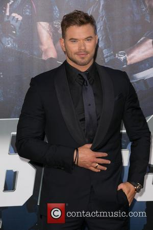 Kellan Lutz - Stars attended the Premiere of 'The Expendables 3' on August 11th 2014 which was held on Hollywood...