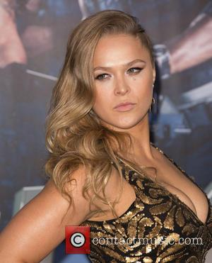 Ronda Rousey - Stars attended the Premiere of 'The Expendables 3' on August 11th 2014 which was held on Hollywood...