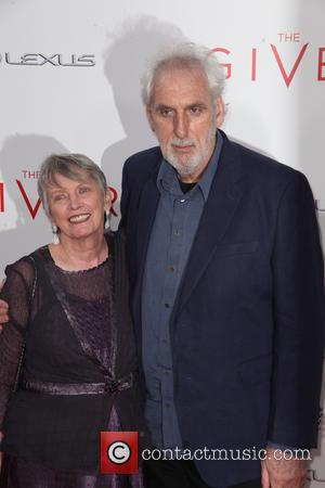 Author, Lois Lowry, Director and Phillip Noyce
