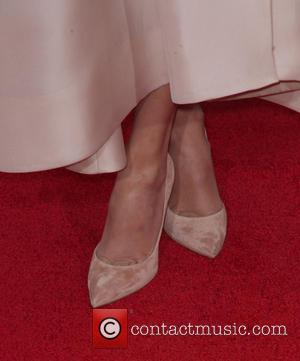 Katie Holmes - Stars attend the New York Premiere of the upcoming social science fiction movie 'The Giver' starring the...