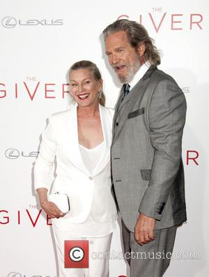 Jeff Bridges and Susan Bridges - Stars attend the New York Premiere of the upcoming social science fiction movie 'The...
