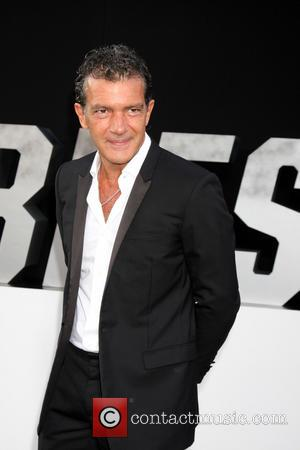 Antonio Banderas - Stars attended the Premiere of 'The Expendables 3' on August 11th 2014 which was held on Hollywood...