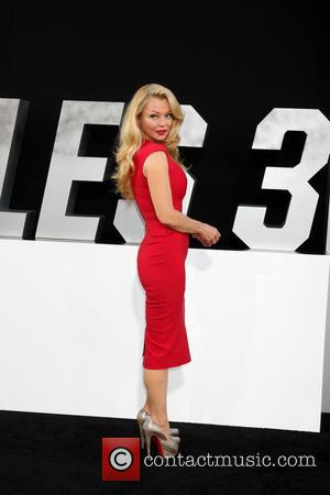 Charlotte Ross - Stars attended the Premiere of 'The Expendables 3' on August 11th 2014 which was held on Hollywood...