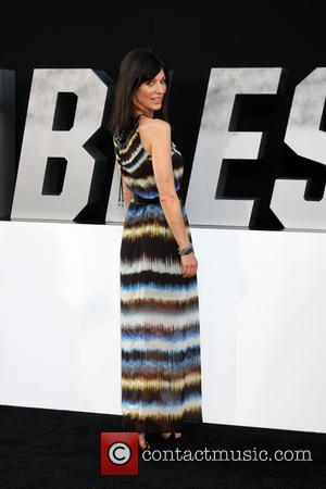 Perrey Reeves - Stars attended the Premiere of 'The Expendables 3' on August 11th 2014 which was held on Hollywood...