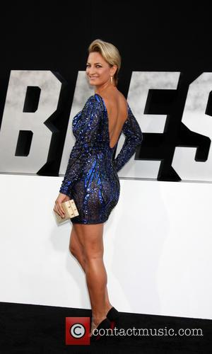 Zoe Bell - Stars attended the Premiere of 'The Expendables 3' on August 11th 2014 which was held on Hollywood...