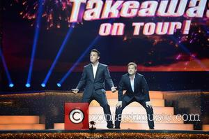 Ant McPartlin and Declan Donnelly - British TV programme Ant & Dec's Takeaway hits the road with a live Tour...