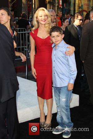 Charlotte Ross and Maxwell Ross Goldman - Premiere Of Lionsgate Films'