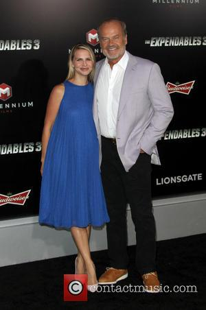 Kelsey Grammer and Kayte Walsh - Premiere Of Lionsgate Films'