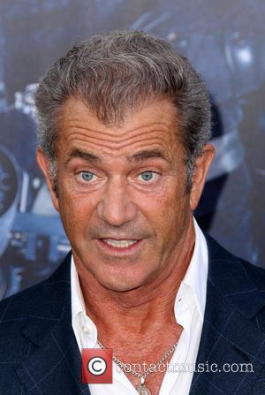 Mel Gibson - Premiere Of Lionsgate Films'