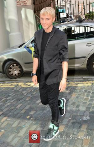 Lloyd Daniels - Former The X Factor series 6 contestant Lloyd Daniels appears at Today FM studios to talk about...