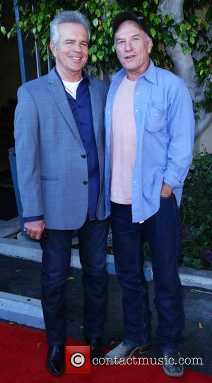 Anthony Denison and Ted Levine