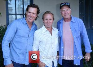 Thomas Hildreth, Ian Mccrudden and Ted Levine