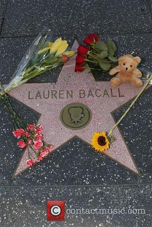 Lauren Bacall and Fame Star