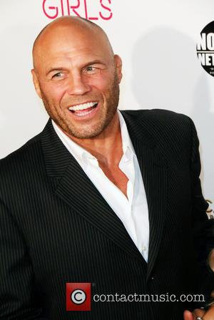 Randy Couture - An array of stars turned out for the Premiere Of comedy movie 'Live Nude Girls' starring Dave...