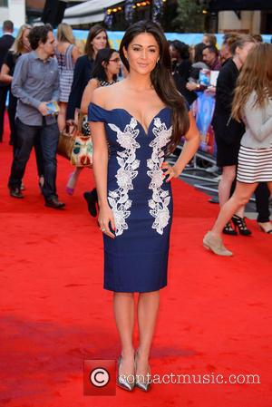 Casey Batchelor - 'What If' - UK film premiere - Arrivals - London, United Kingdom - Tuesday 12th August 2014